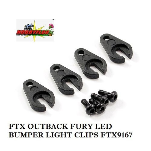 FTX OUTBACK FURY LED BUMPER LIGHT CLIPS FTX9167