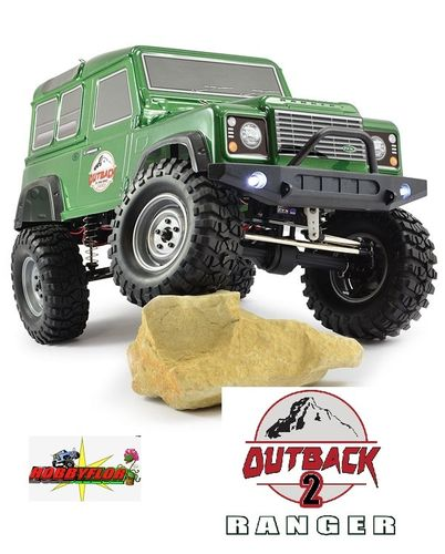 FTX OUTBACK 2 RANGER (Defender D90) 4X4 RTR 1:10 TRAIL CRAWLER FTX5586