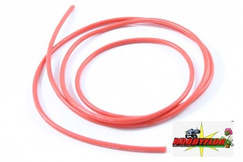 ETRONIX 14SWG CABLE SILICONE WIRE RED (100CM) ET0672R