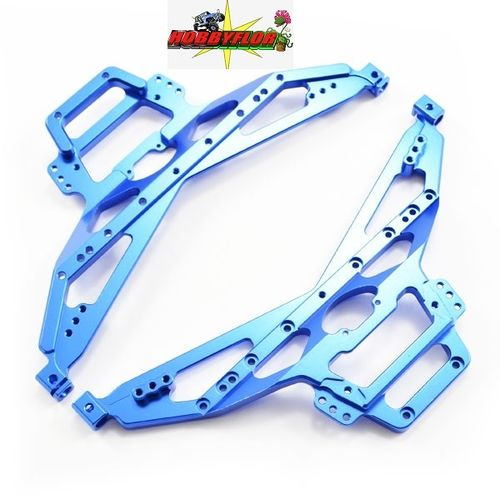 FTX MIGHTY THUNDER ALUMINIUM MAIN FRAME SIDE PLATES FTX8450